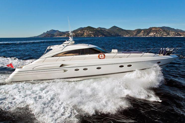 Charter Yacht PURA VIDA - Princess V65 - 2 Cabins - Monaco - Nice - Cannes