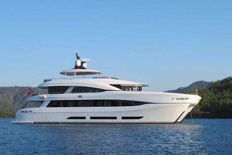 Charter Yacht QUARANTA - Curvelle 34m - 6 Cabins - Split - Dubrovnik - Tivat