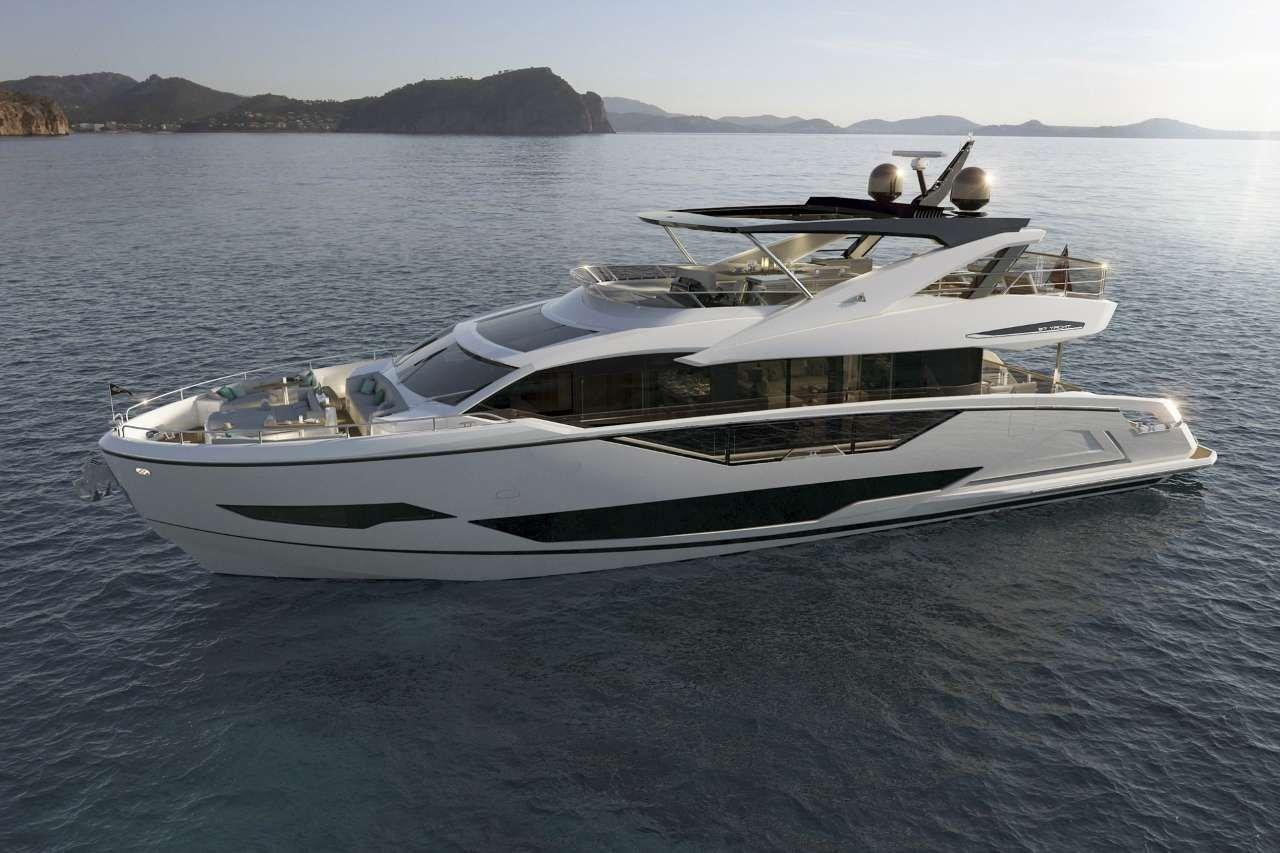QUID NUNC - Sunseeker 90 Ocean - 4 Cabins - Palma Mallorca
