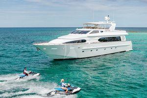 QUINTESSA - Destiny 94 - 4 Cabins - Nassau - Staniel Cay - Exumas - Bahamas
