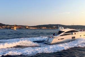 R&B - Princess V70 - St Tropez - Cogolin - Port Grimaud - St Maxime