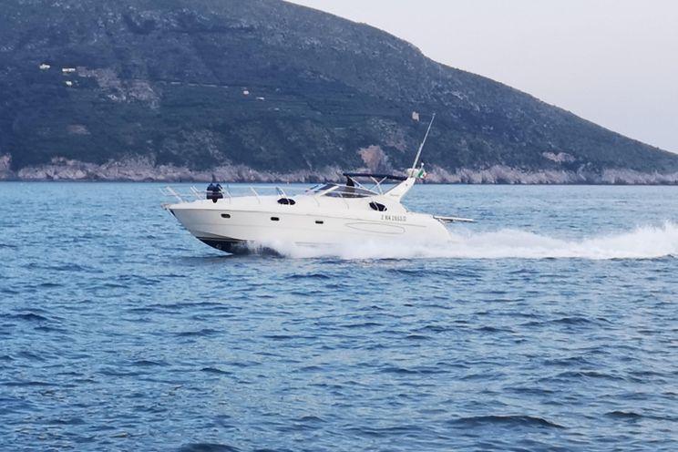 Charter Yacht Raffaelli Shamal 40 - Day Charter - Sorrento - Positano - Amalfi - Capri - Ischia - Naples