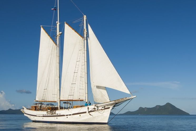 Charter Yacht RAJA - 6 Cabins - Indonesia,Thailand,Myanmar