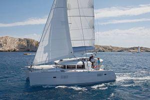 RAYVES - Lagoon 400 S2 - 6 Cabins - Tortola - Virgin Gorda