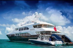 REBEL - Trinity Yachts 157 - 5 Cabins - Bahamas - Newport - Rhode Island - Cape Cod - St Martin
