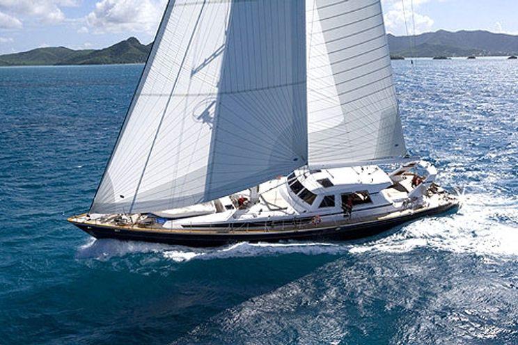 Charter Yacht REE - 115ft Valdettaro - 5 Cabins - Caribbean - Italy - French Riviera - Monaco - Turkey - Croatia