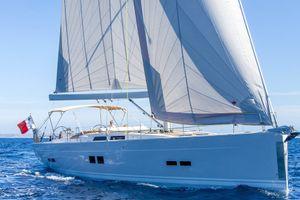 RELATIVITY - Hanse 575 - 3 Cabins - Puerto Portals - Palma - Mallorca
