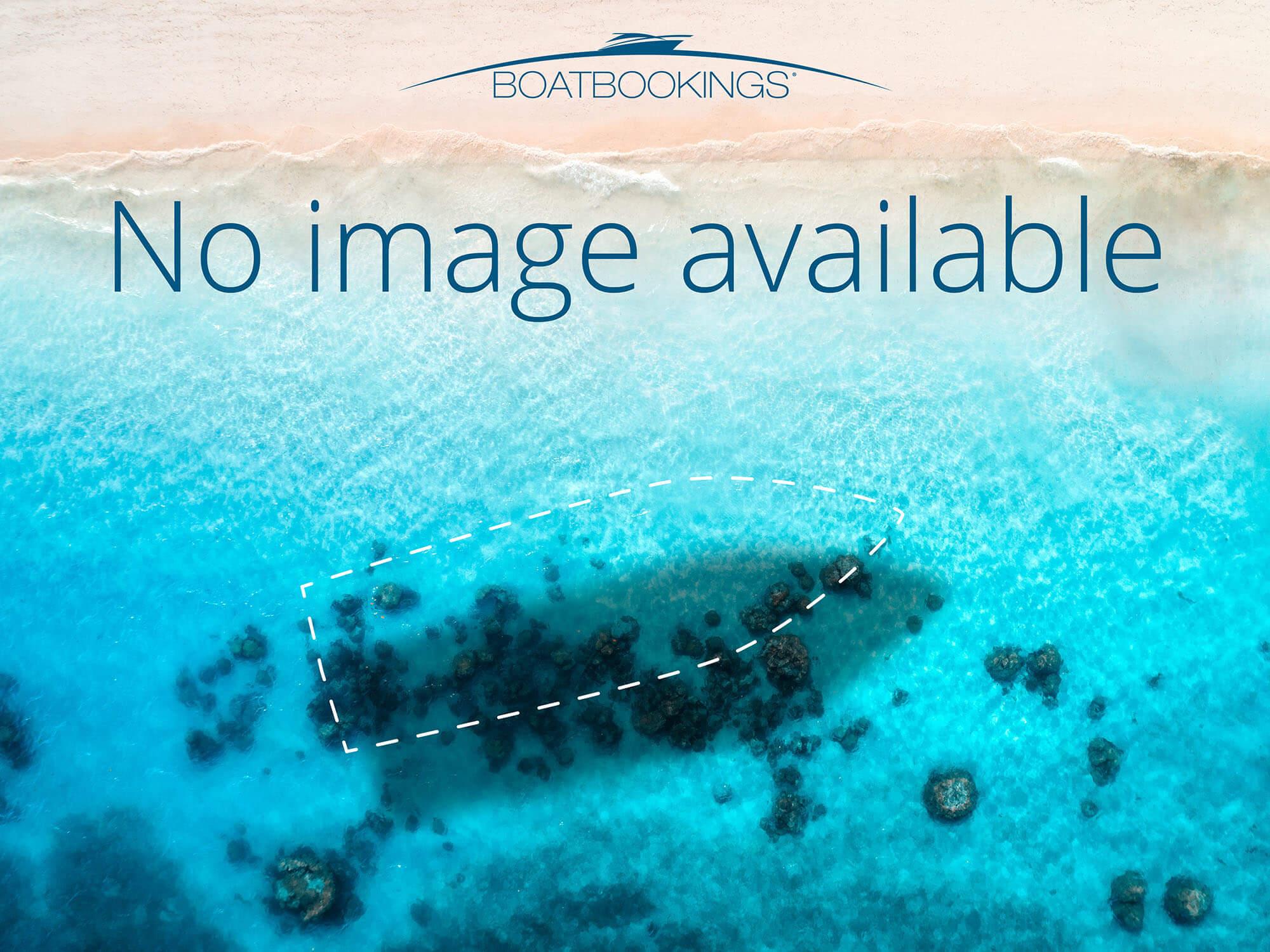 RELENTLESS Trinity 145 Luxury Superyacht Al Fresco