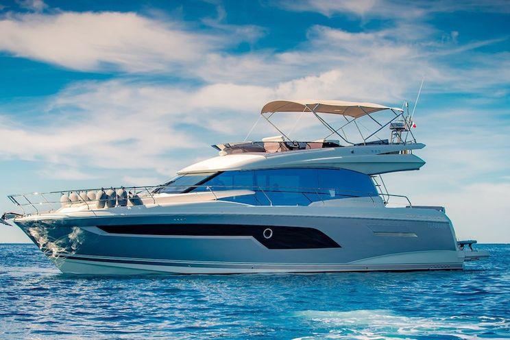 Charter Yacht RENE - Prestige 520 - Day Charter Yacht - Nice - Antibes - Cannes - Monaco