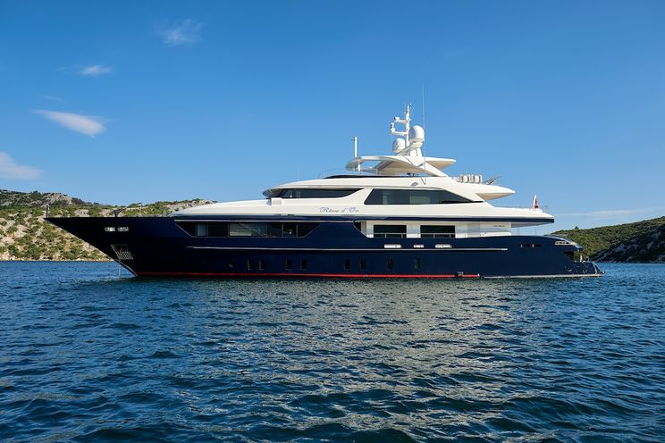 Charter Yacht REVE D`OR - San Lorenzo 46m - 6 Cabins - Split - Dubrovnik - Tivat - Budva