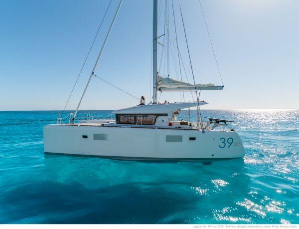 Lagoon 39 - 4 Cabins - Port Pin Rolland - Bonifacio - Cannes - Toulon