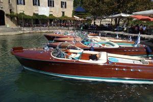 Riva Aquarama - Salo - Lake Garda - Italy - available week-ends and during July and August