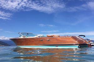 Riva Aquarama Special - Day Charter - Lake Maggiore,Italy