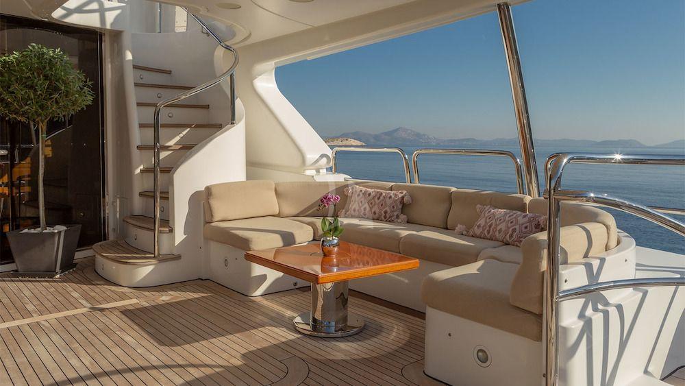 RIVA Benetti 120 Classic Lounge