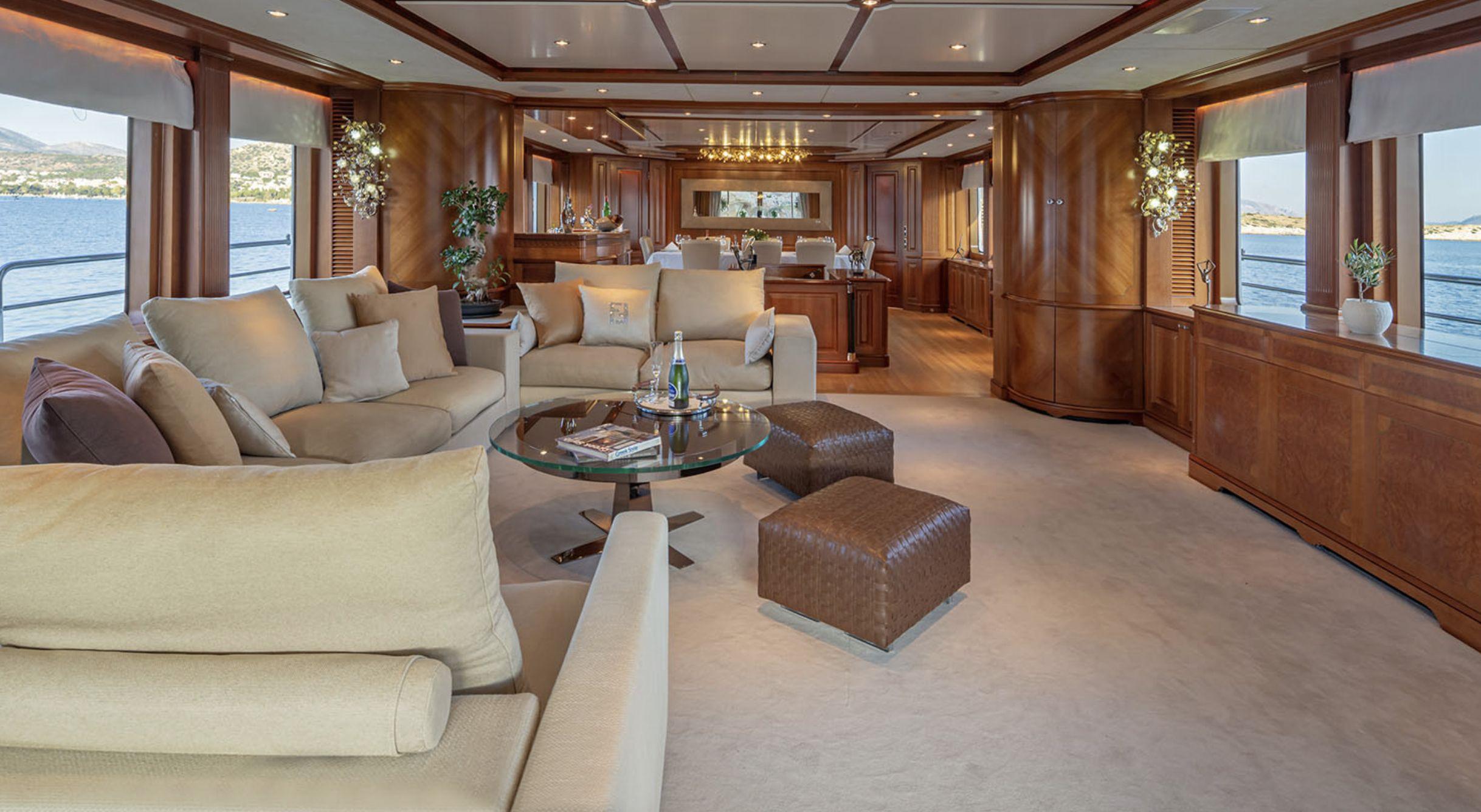 RIVA Benetti 120 Classic Salon