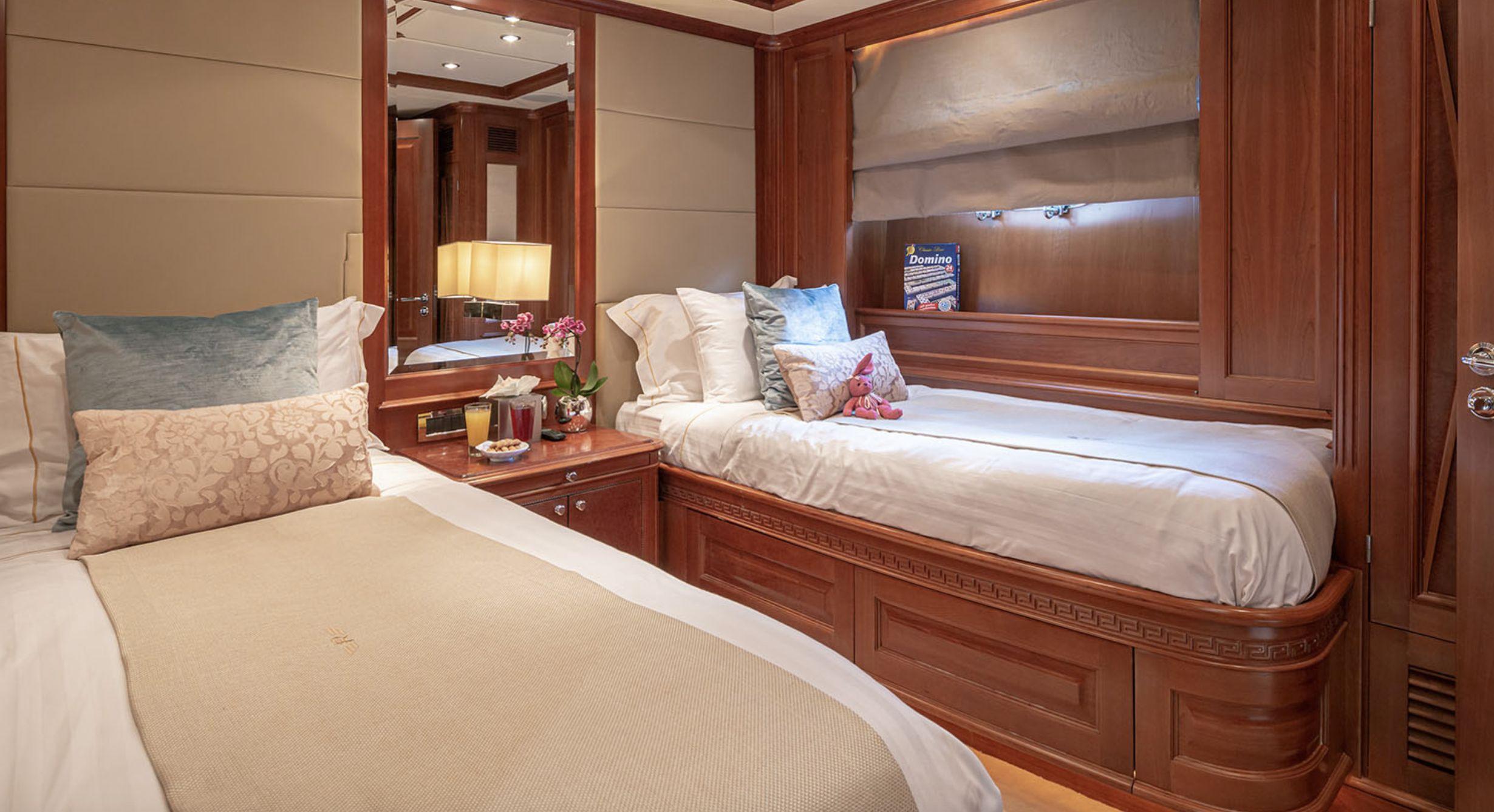 RIVA Benetti 120 Classic Cabin