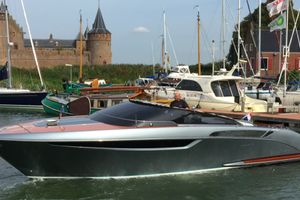 Riva Rivamare 38 - Day Charter Yacht - Cannes - Nice - Antibes - Monaco - St Tropez