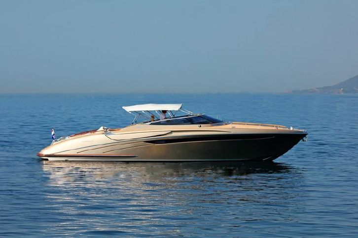 Riva Rivarama 44 - Day Charter - Cannes - Golfe Juan - Juan Les Pins
