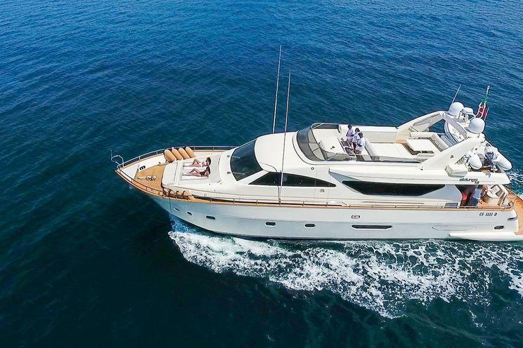 Charter Yacht RIVIERA - Alalunga 78 - 4 Cabins - Sorrento - Naples - Capri - Ischia - Amalfi