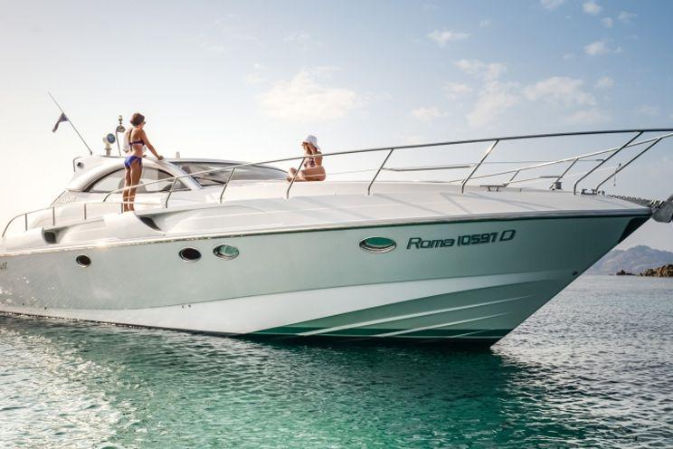 Charter Yacht Rizzardi 45 Incredible - Day Charter - 2 Cabins(2 Twin Cabins)- Poltu Quatu - Sardinia