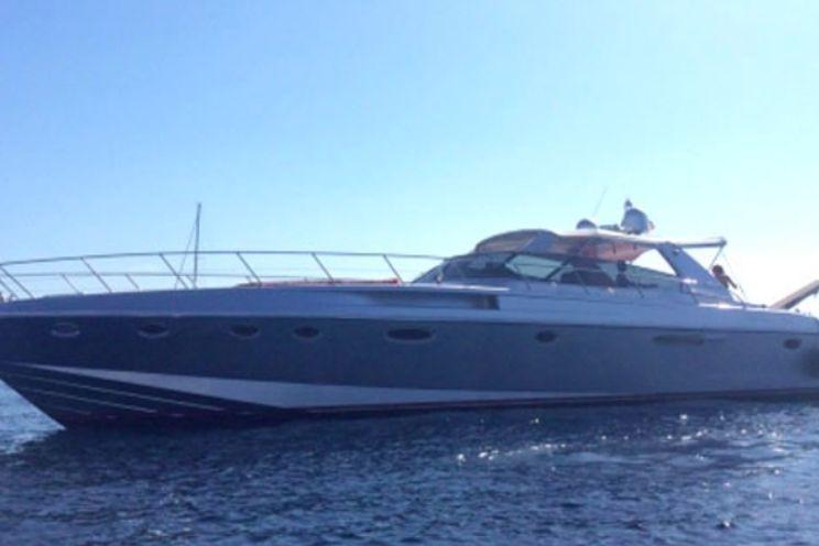 Charter Yacht Rizzardi 63 - 3 Cabins - Porto Cervo - Poltu Quatu - Olbia - Maddalena Archipelago