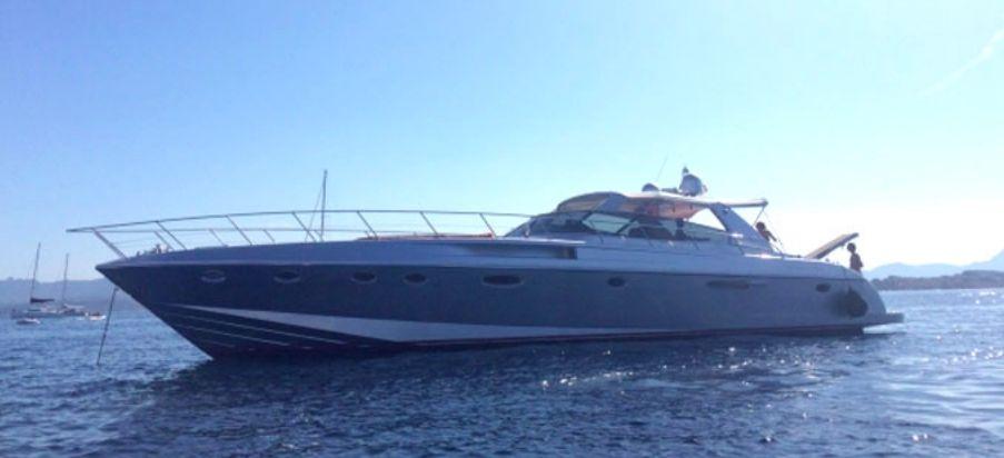 Rizzardi 63 - 3 Cabins - Porto Cervo - Poltu Quatu - Olbia - Maddalena Archipelago