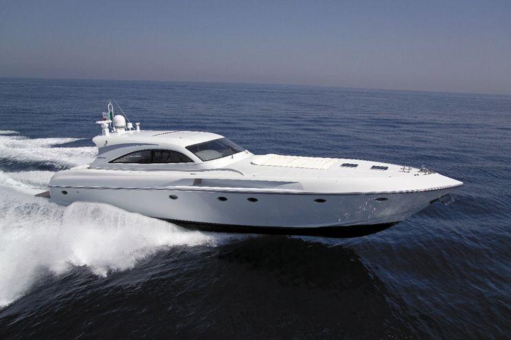 Charter Yacht Rizzardi 73 - Cannes - Antibes - Monaco - St Tropez