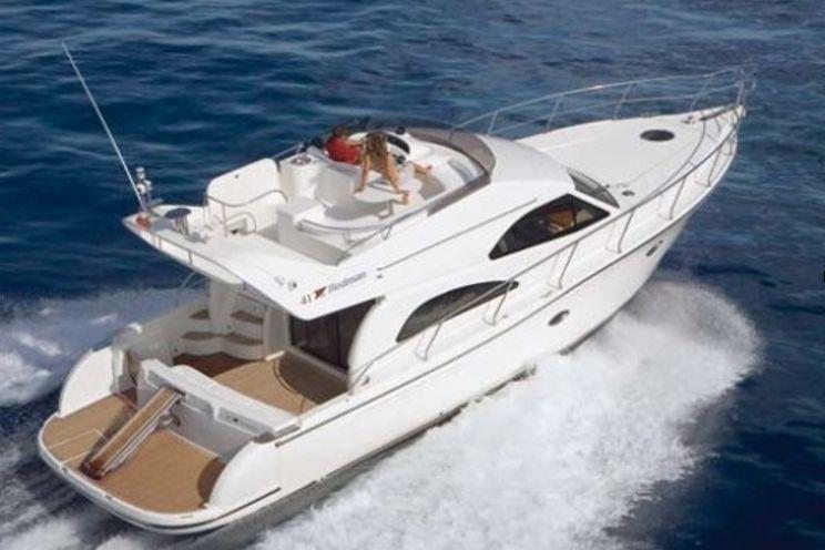 Charter Yacht Rodman 41 - 3 Cabins - Puerto Banus - Marbella