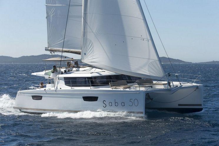 Charter Yacht Fountaine Pajot Saba 50 - 6 Cabins - Tortola