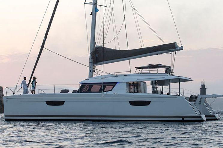 Charter Yacht Fountaine Pajot Saba 50 - 5 Cabins - Tahiti, Bora Bora, South Pacific