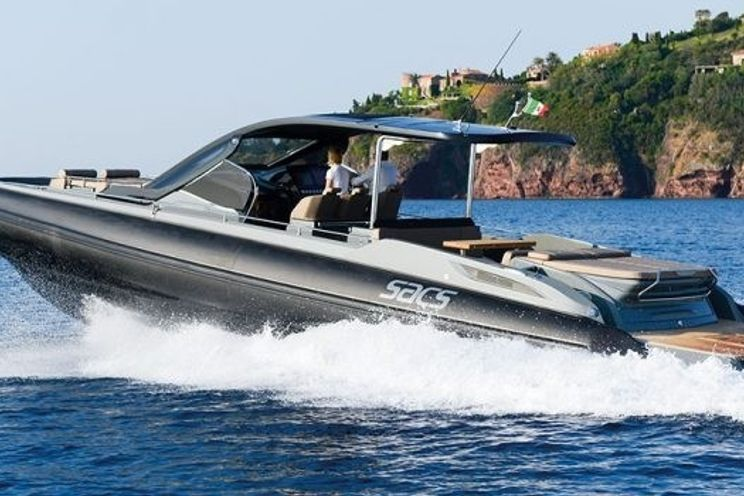 Charter Yacht Sacs Rebel 40 - Day Charter - 2019 - Cannes - Saint Tropez - Monoco