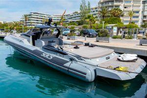 Sacs Strider 18 - Day Charter - Ibiza Port - Formentera