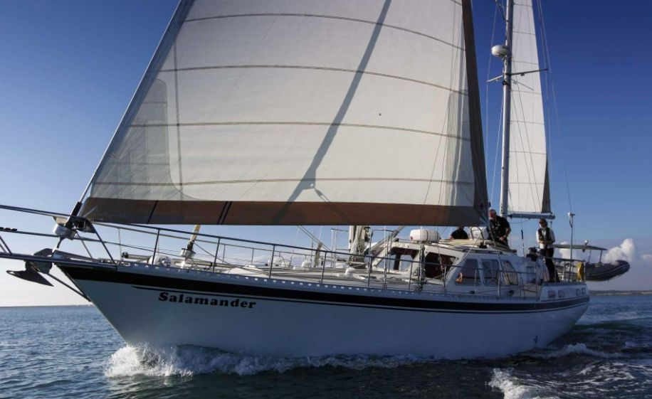 SALAMANDER - Nauticat 58 - 2 Cabins - Grenada - Bequia - Leewards - Windwards - Martinique