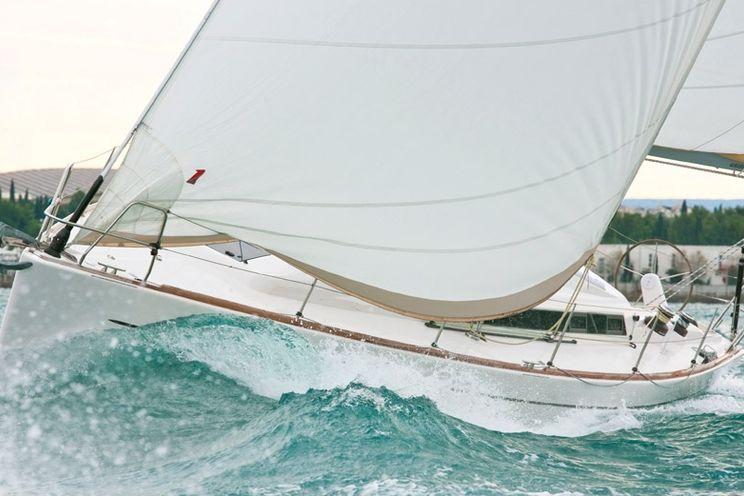 Charter Yacht Salona 44 - 4 Cabins - Naples - Amalfi Coast