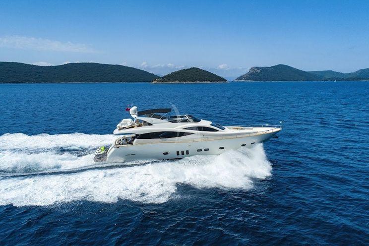Charter Yacht SALT - Filippetti F76 - 4 Cabins - Dubrovnik - Split - Trogir