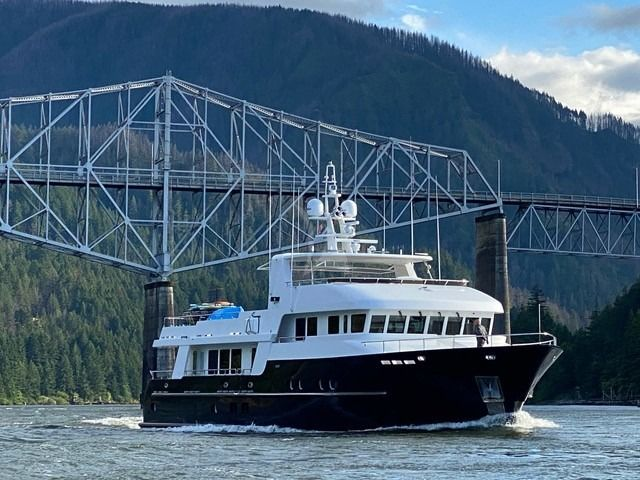 SAMSARA - Maxi Marine Group 30m - 4 Cabins - 2017 - Alaska - La Paz - Mexico