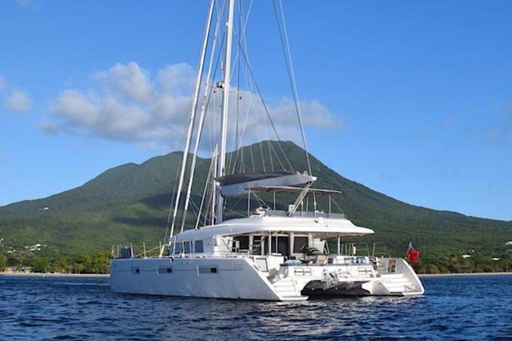 SANDISEAS - Lagoon 620 - 3 Cabins - BVI - St Martin - St Barths - Grenadines