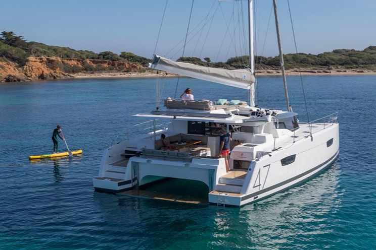 Charter Yacht Fountaine Pajot Saona 47 - 5 Cabins (4 double and 1 bunk cabin) - Phuket, Thailand