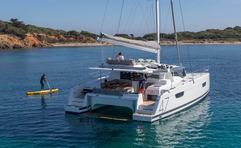 Fountaine Pajot Saona 47 - 5 Cabins(4 double and 1 bunk cabin)- Phuket,Thailand