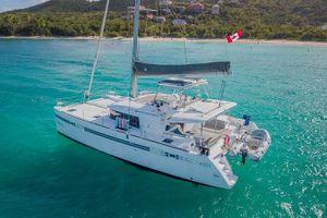 TIME OUT - Lagoon 450 - 3 Cabins - St Thomas - St John - Tortola