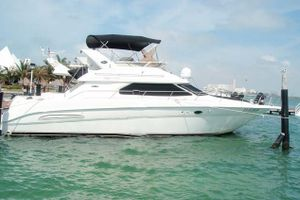 Sea Ray 45 - 2 Cabins - Cancun - Isla Mujeres - Playa Del Carmen