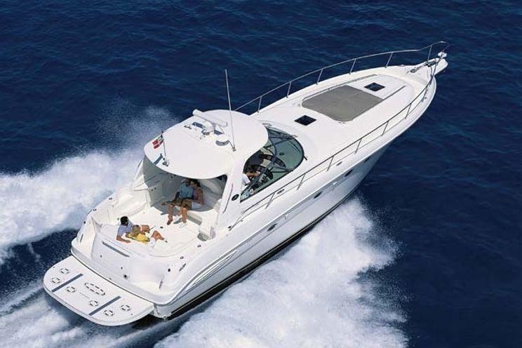 Charter Yacht Sea Ray Sundancer 46 - 2 Cabins - Cancun - Isla Mujeres - Playa Del Carmen