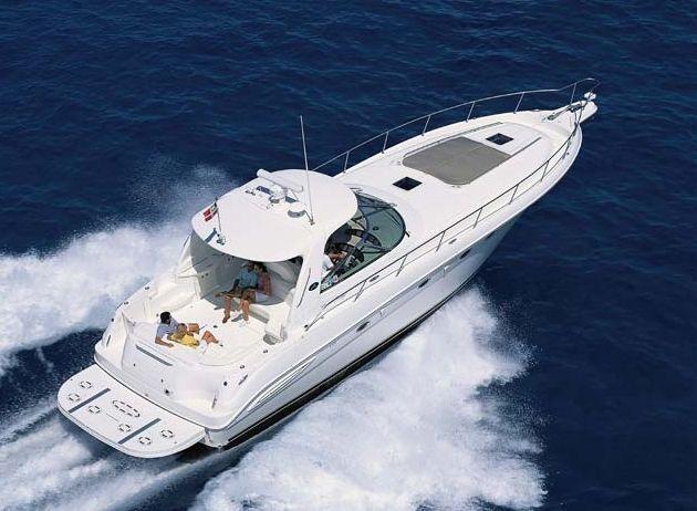 Sea Ray Sundancer 46 - 2 Cabins - Cancun - Isla Mujeres - Playa Del Carmen