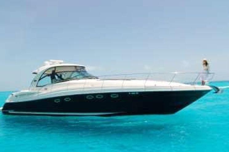 Charter Yacht Sea Ray 52 Sundancer - 2 Cabins - Cancun - Isla Mujeres - Playa Del Carmen