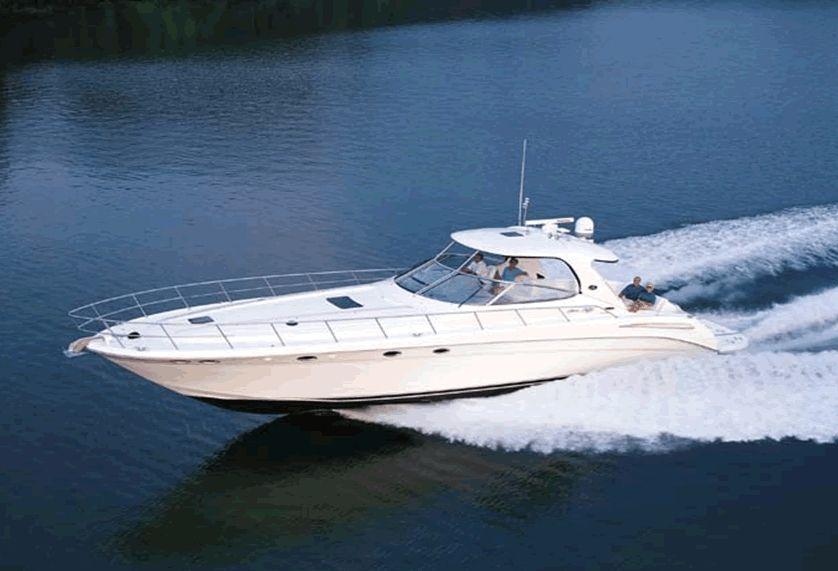 Sea Ray 54 Sundancer - 2 Cabins - Cancun - Isla Mujeres - Playa Del Carmen