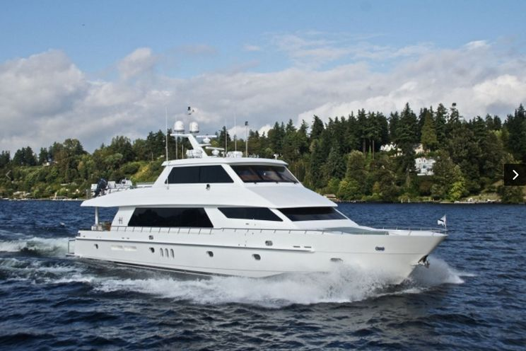 Charter Yacht SEA VENTURE - Hargrove 101 - 4 Cabins - Fort Lauderdale - Florida