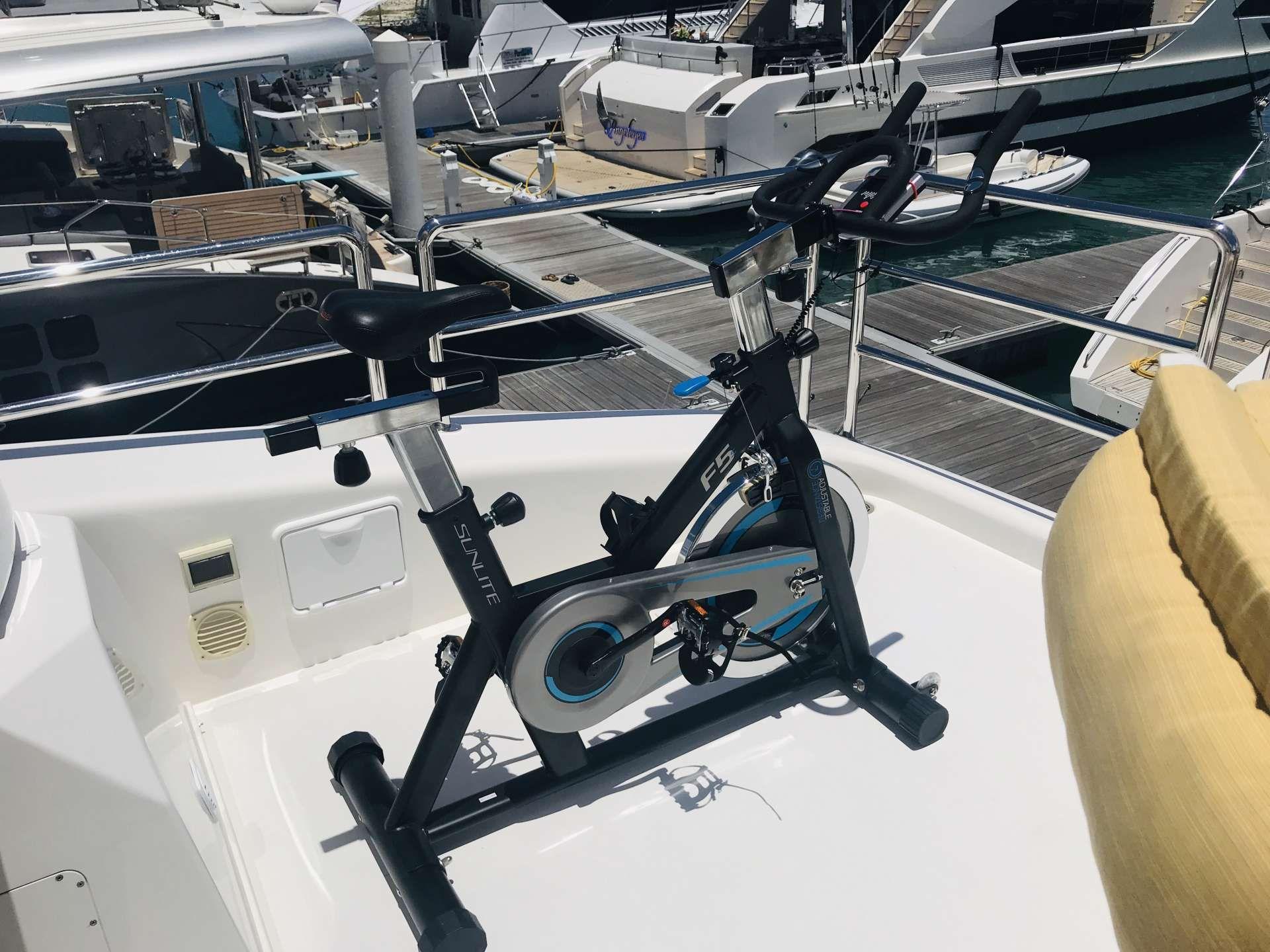 Horizon 60 SEA BOSS Fitness