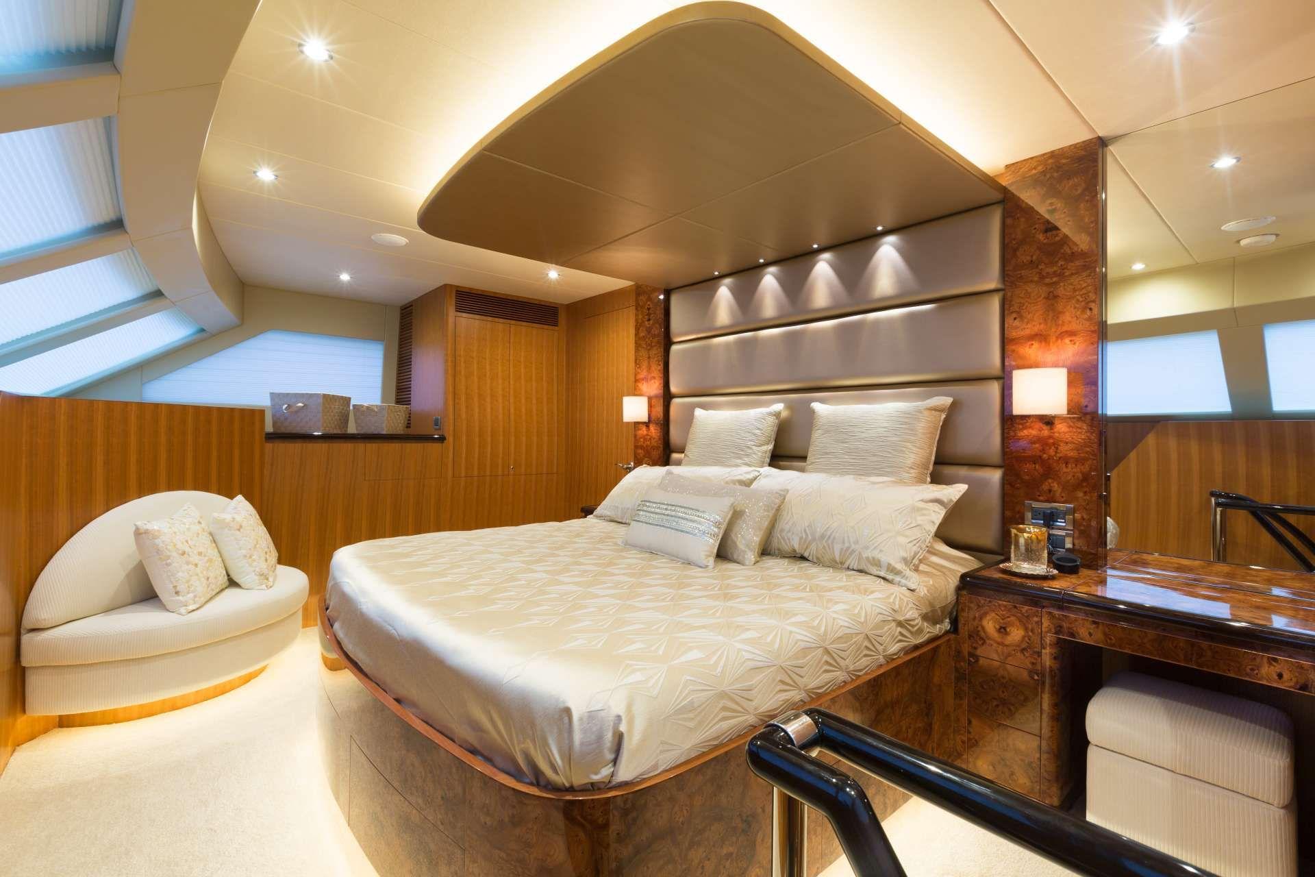 Horizon 60 SEA BOSS Master Cabin