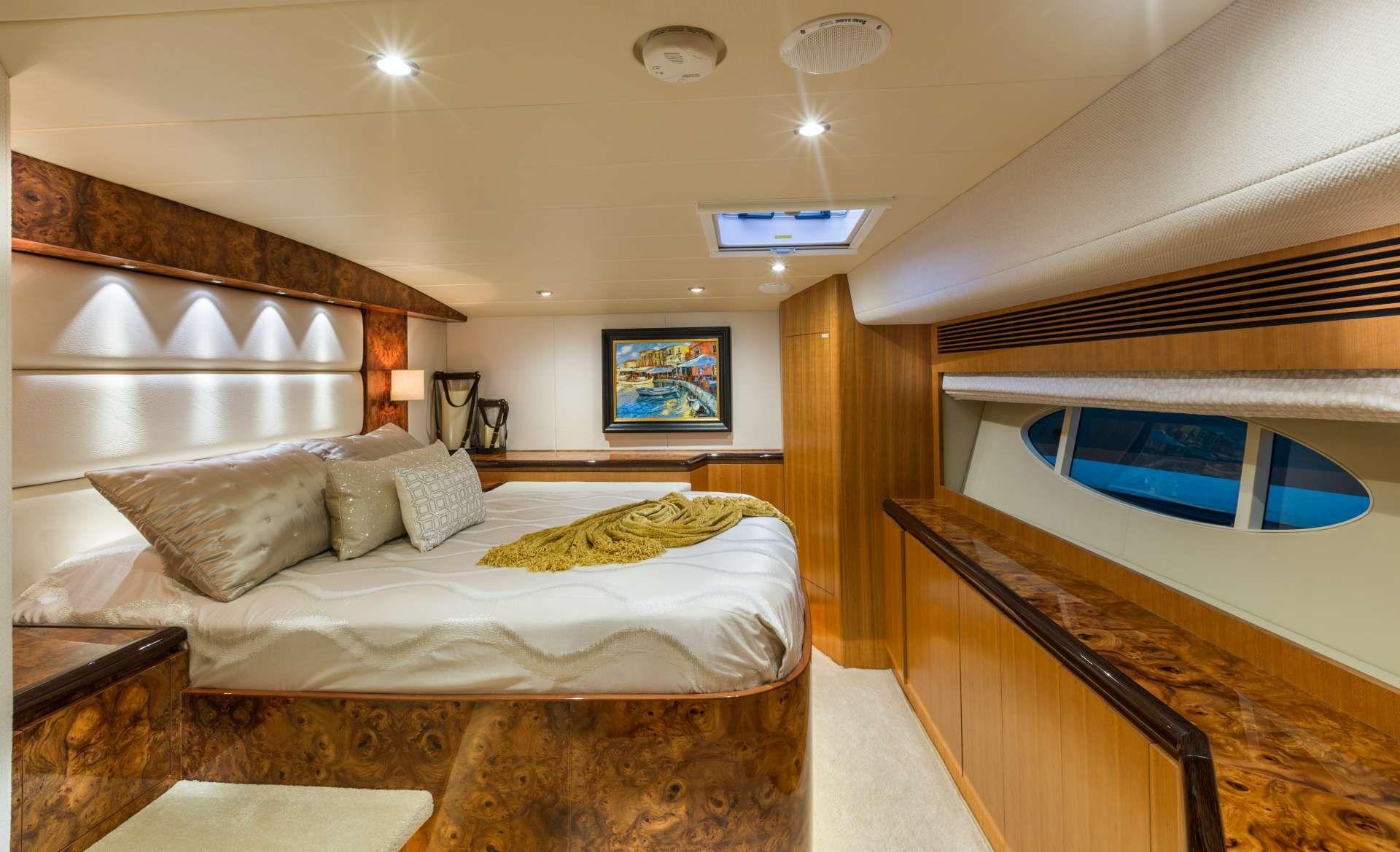 Horizon 60 SEA BOSS VIP Cabin