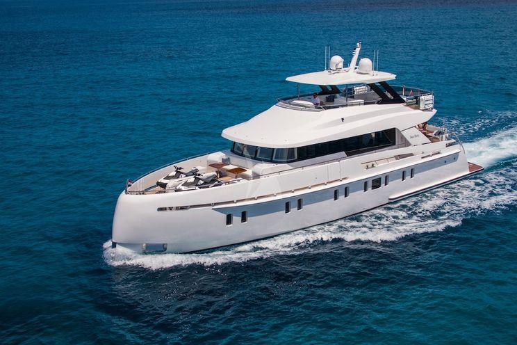 Charter Yacht SEA STORY - Maltese 23m - 4 Cabins - Ibiza - Palma - Balearic Islands